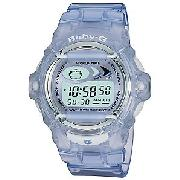 Casio Baby-G Women's Watch, Blue