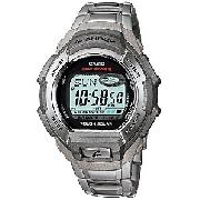 Casio G-Shock Men's Watch, Stainless Steel