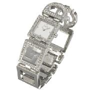 Dandg Night and Day DW0031 Women's Watch, Silver