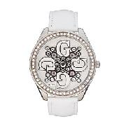 Guess 90214L2G Twirl Women's Watch, White