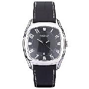 Kenneth Cole KC1328 Reaction Black Dial Watch