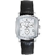 Kenneth Cole Reaction Rectangular Men's Watch