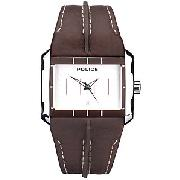 Police PL10812JS/14 Matrix Men's Watch, Brown