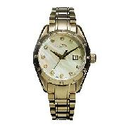 Rotary RLB00003 Women's Gold Watch