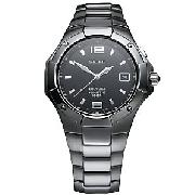 Seiko Coutura SKA365P1 Kinetic Stainless Steel Men's Watch