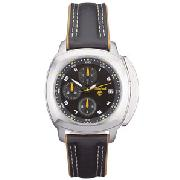 Timberland Black Dial Men's Chronograph Watch