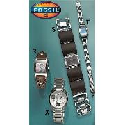 Fossil Blue Face Bracelet Watch