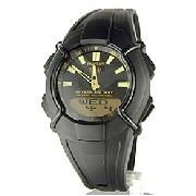 Casio 10 Year Battery Combi Watch