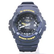 Casio Blue G-Shock Watch