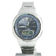 Casio Blue Wave Ceptor Watch