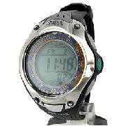 Casio Pro-Trek Solar Power Triple Sensor Watch