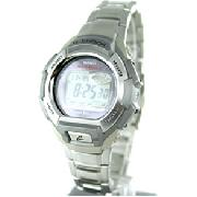 Casio Silver G-Shock Watch