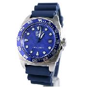 Caterpillar Blue Diver Watch