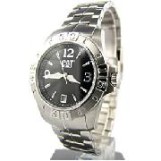 Caterpillar Ladies Black Active One Watch