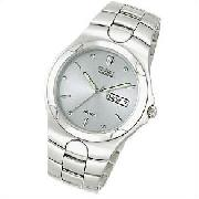 Citizen All Stainless Steel Gents Corso Watch
