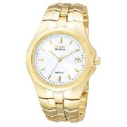 Citizen Eco Drive Gold Tone Watch