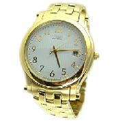 Citizen Gents Gold Plated Watch