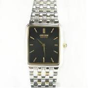 Citizen Gents Two Tone Dress Watch