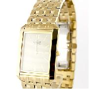 Citizen Men's Gold Tone Stiletto Watch