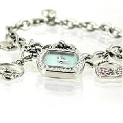 Citizen Silhouette Charm Bracelet Watch