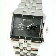 Police Stainless Steel P-Matrix Watch