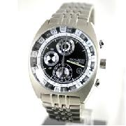 Police Stainless Steel Speedster Watch