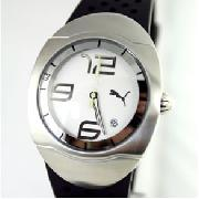 Puma Stainless Steel Creations Watch
