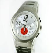 Puma White Faced Move Watch