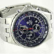 Royal London Gents Blue Faced Chronograph Watch