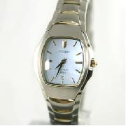 Seiko Ladies Two Tone Titanium Watch