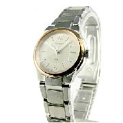 Seiko Ladies Two Tone Watch