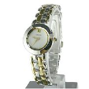 Seiko Ladies Two Toned Watch