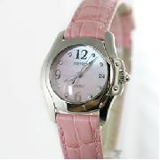 Seiko Ladies Vivace with Pink Leather Strap Watch