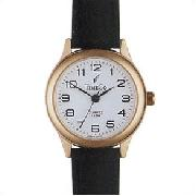 Time Co. Ladies Quartz Watch