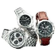 "Citizen - ""Eco-Drive"" Gent's Watch"