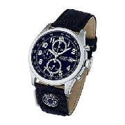 Accurist Gents Chronograph All Terrain Strap Watch