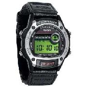 Casio Auto El LCD Watch