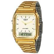 Casio Combi Gents Watch