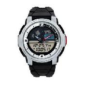 Casio Gents Full LCD Combi Watch