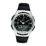 Casio Gents Illuminator Combi