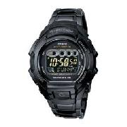 Casio Gents LCD G-Shock Solar Wave Ceptor Watch