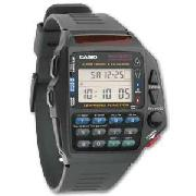 Casio Gents LCD TV Remote Control Watch