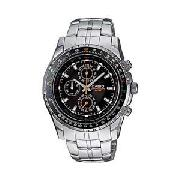 Casio Gents Multi Dial Sports Chronograph Watch