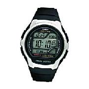 Casio Gents Wave Ceptor LCD Watch