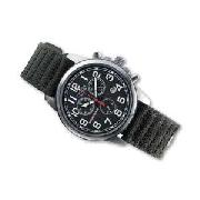 Citizen Gents Eco-Drive Military Chronograph Watch