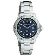 Constant Gents Silver Coloured Sports Watch