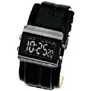 Peter Werth Gents LCD Watch