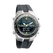 Pulsar Gents Dual Time Watch