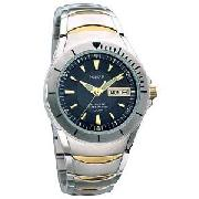Pulsar Gents Kinetic Watch