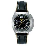 Timberland Abingdon Gents Classic Black Strap Watch